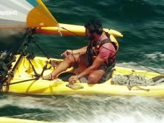 Quico Taronjí (Capitán Q) patroneará el barco del IV Congreso Náutico