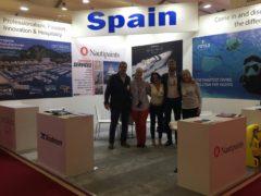 Participación de las empresas españolas en Dubai International Boat Show